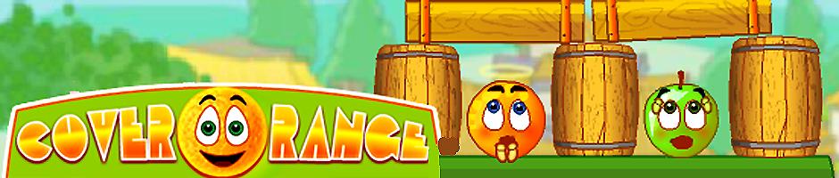 juegos de Cover Orange