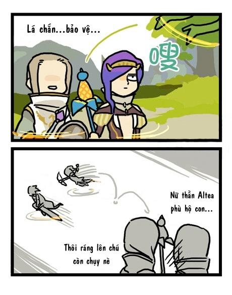 Dragon Nest Random Scribbles chap 9 - Trang 6