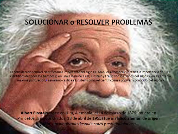 Solución de Problemas: estrategias