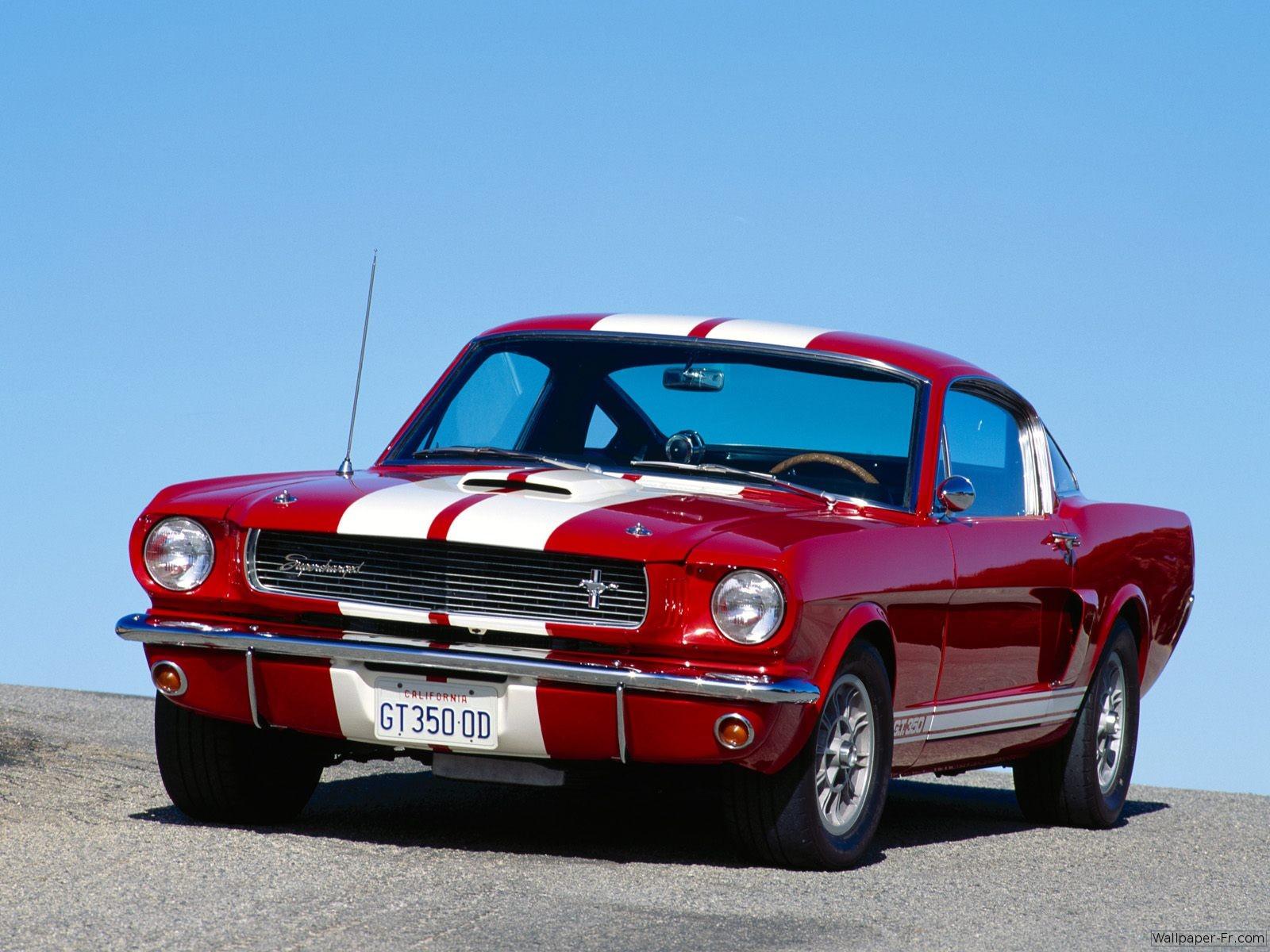 Souvent Le rêve américain : La Ford Mustang MZ97