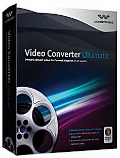 Wondershare Video Converter Ultimate 7.3.0.3.