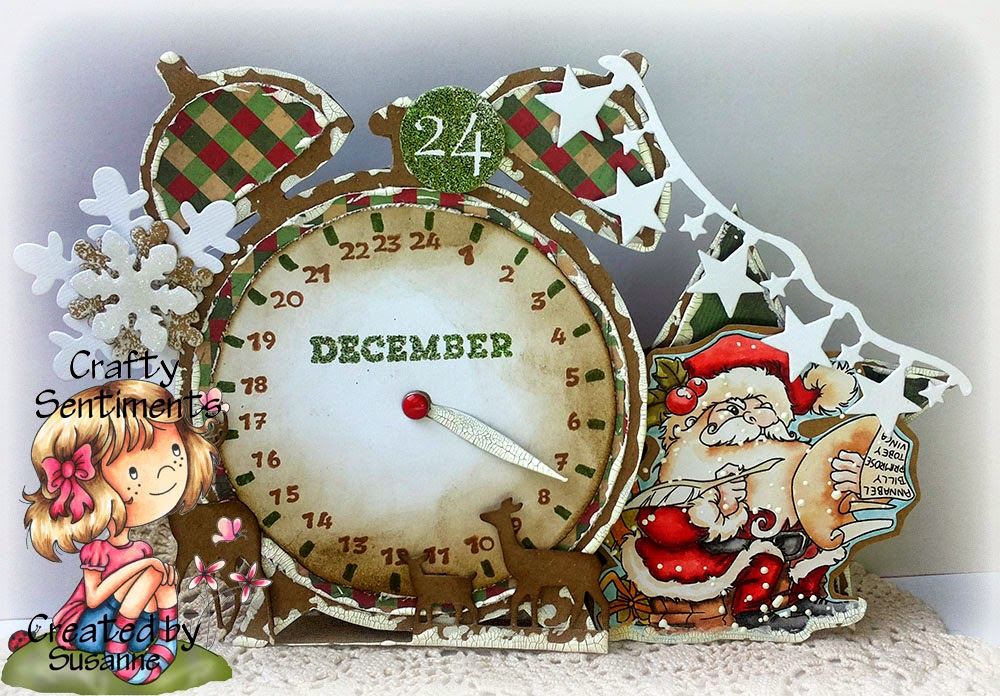 susanne rose designs weihnachts countdown. Black Bedroom Furniture Sets. Home Design Ideas