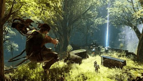 Game Bionic Commando PC Full Version Gratis 2