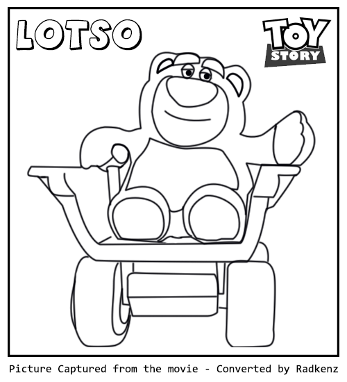Image Result For Toy Story Coloring