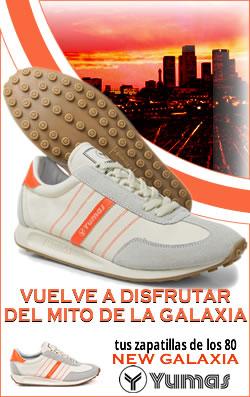 Yumas zapatillas