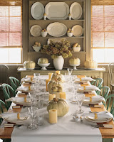 November's Food Holidays and Featured Tablescape