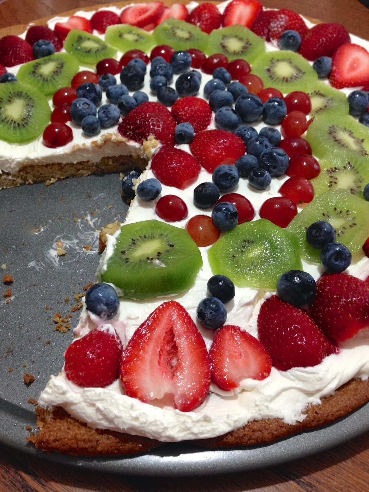 Dessert Pizza: Savory Sweet and Satisfying