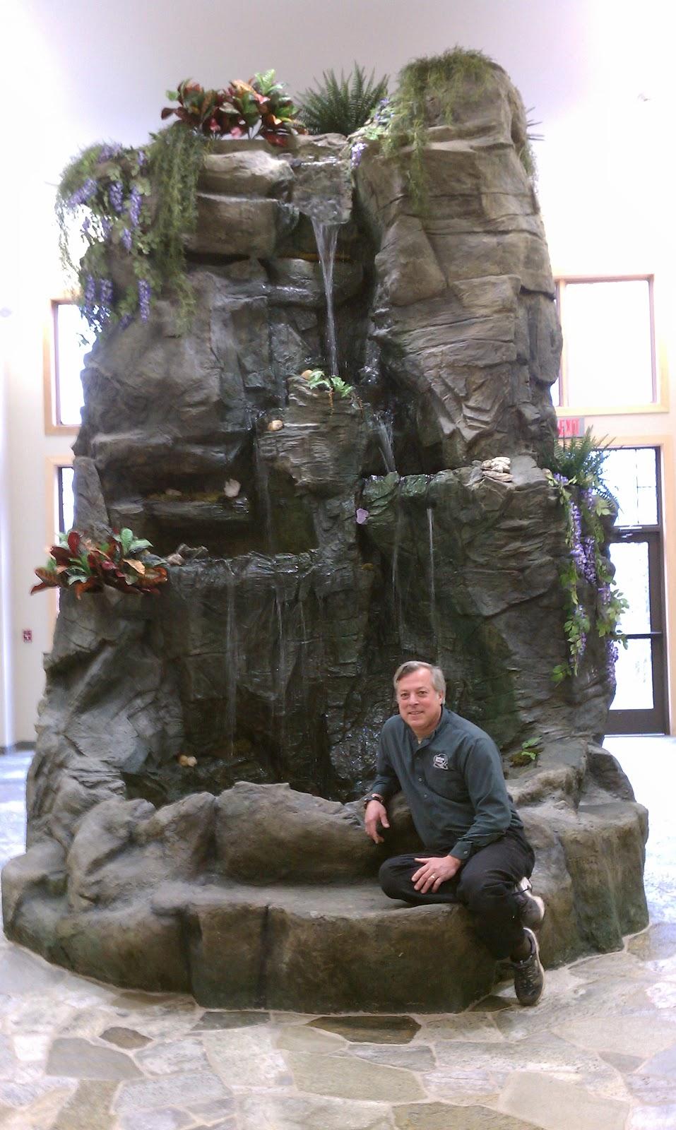 Youth journalism international indoor waterfall brings - Waterfall designs for indoor ...