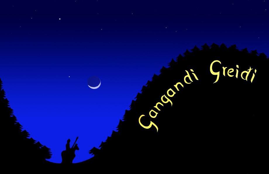 Gangandi Greidi