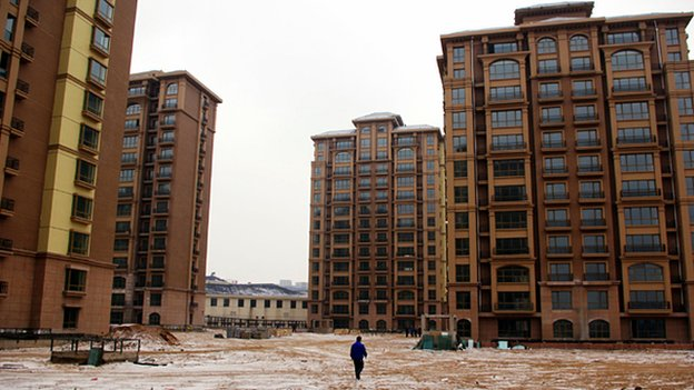 ghost hunting theories ordos china abandoned town