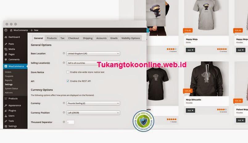 WooCommerce Plugin Wordpress
