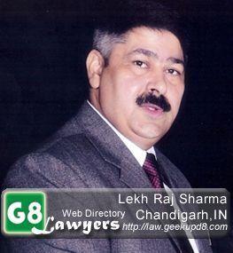 Advocate Lekh Raj Sharma
