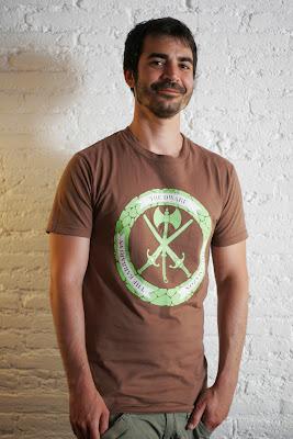 Octopus Fine Merch. Camisetas arcade videojuegos