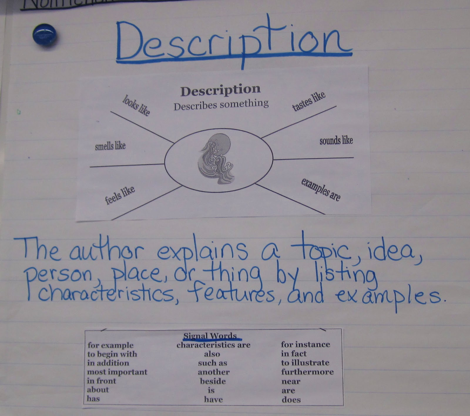 teaching my friends!: nonfiction text structures
