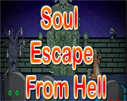 Juegos de Escape Soul Escape From Hell