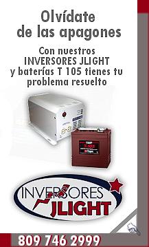 Olvídate de las apagones - INVERSORES JLIGHT