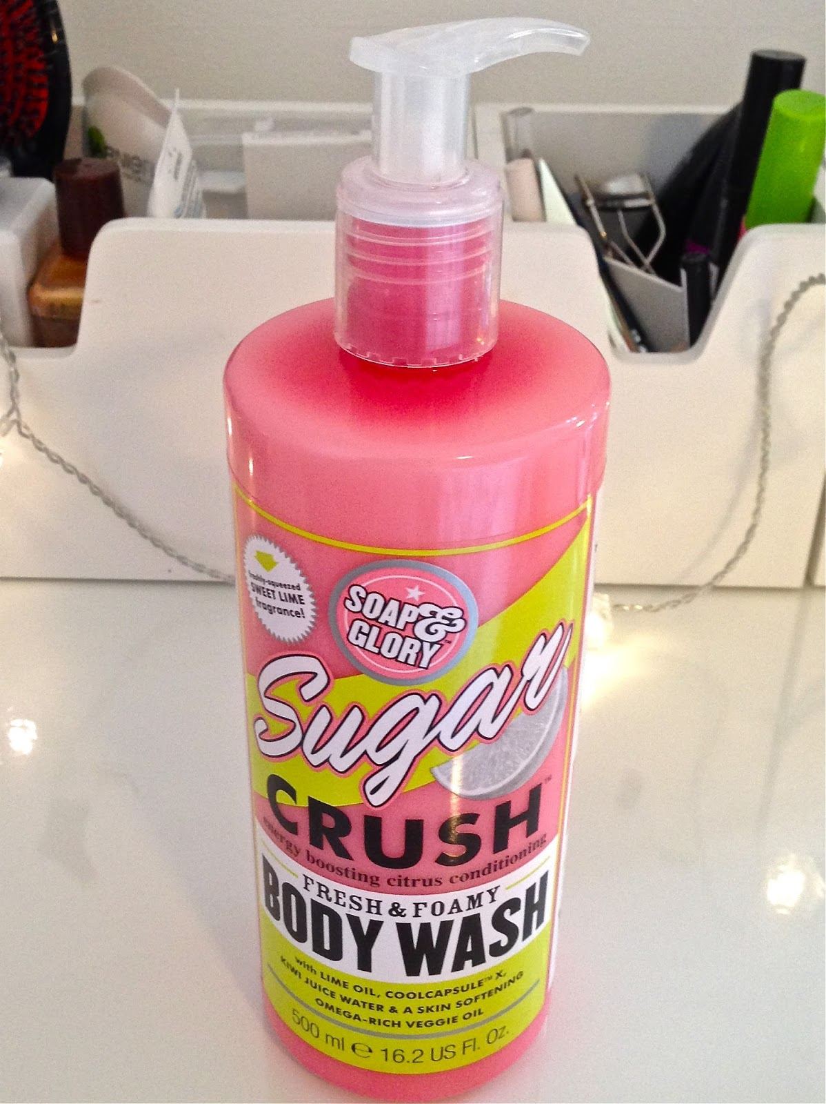 Soap & Glory Sugar crush Body Wash