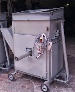 Mesin 2 in 1 Bagging dan Mixer (MINI)
