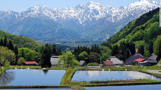 Hakuba village (Nagano)