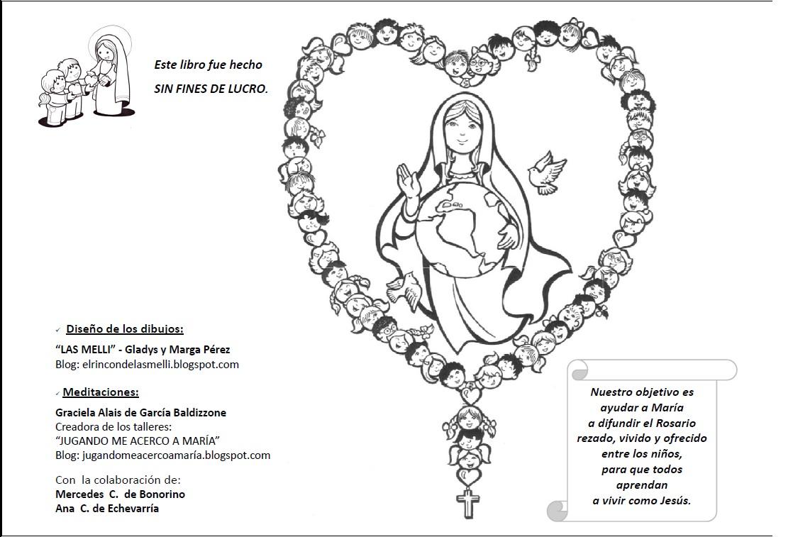 Vistoso Santo Católico Para Colorear Inspiración - Dibujos Para ...