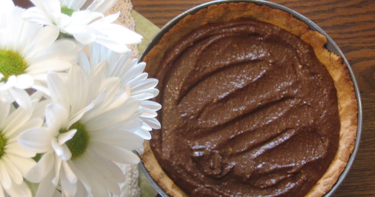 Discovering the Extraordinary: Chocolate Pudding Pie