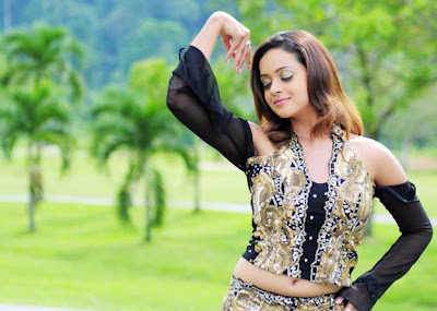 Bhavana hot photo