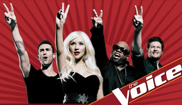 the voice tv show contestants. the voice tv show judges.