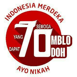 Indonesia Merdeka 70