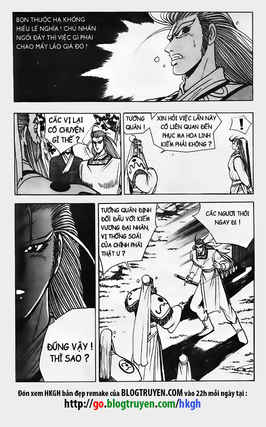 Hiệp Khách Giang Hồ chap 18 Trang 9 - Mangak.info