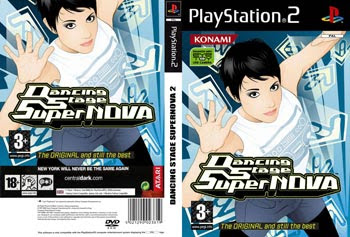 Torrent Super Compactado Dancing Stage Supernova PS2