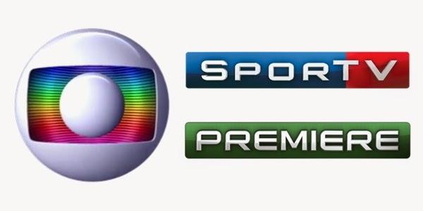 Escala dos jogos do fim de semana na Globo, SporTV e Premiere