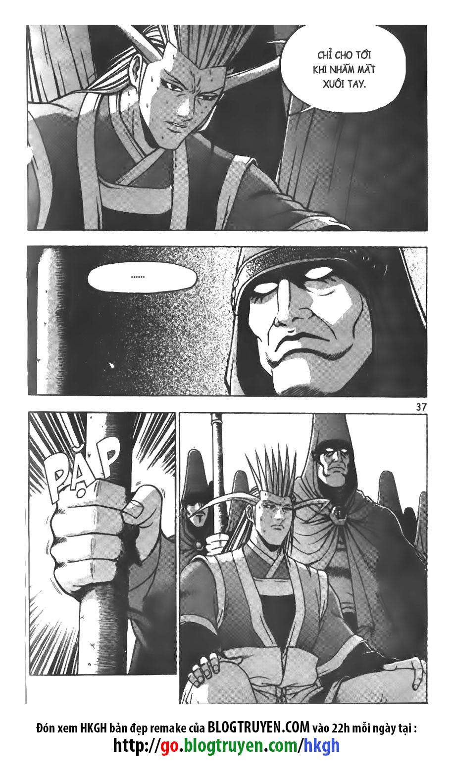 Hiệp Khách Giang Hồ chap 209 Trang 10 - Mangak.info