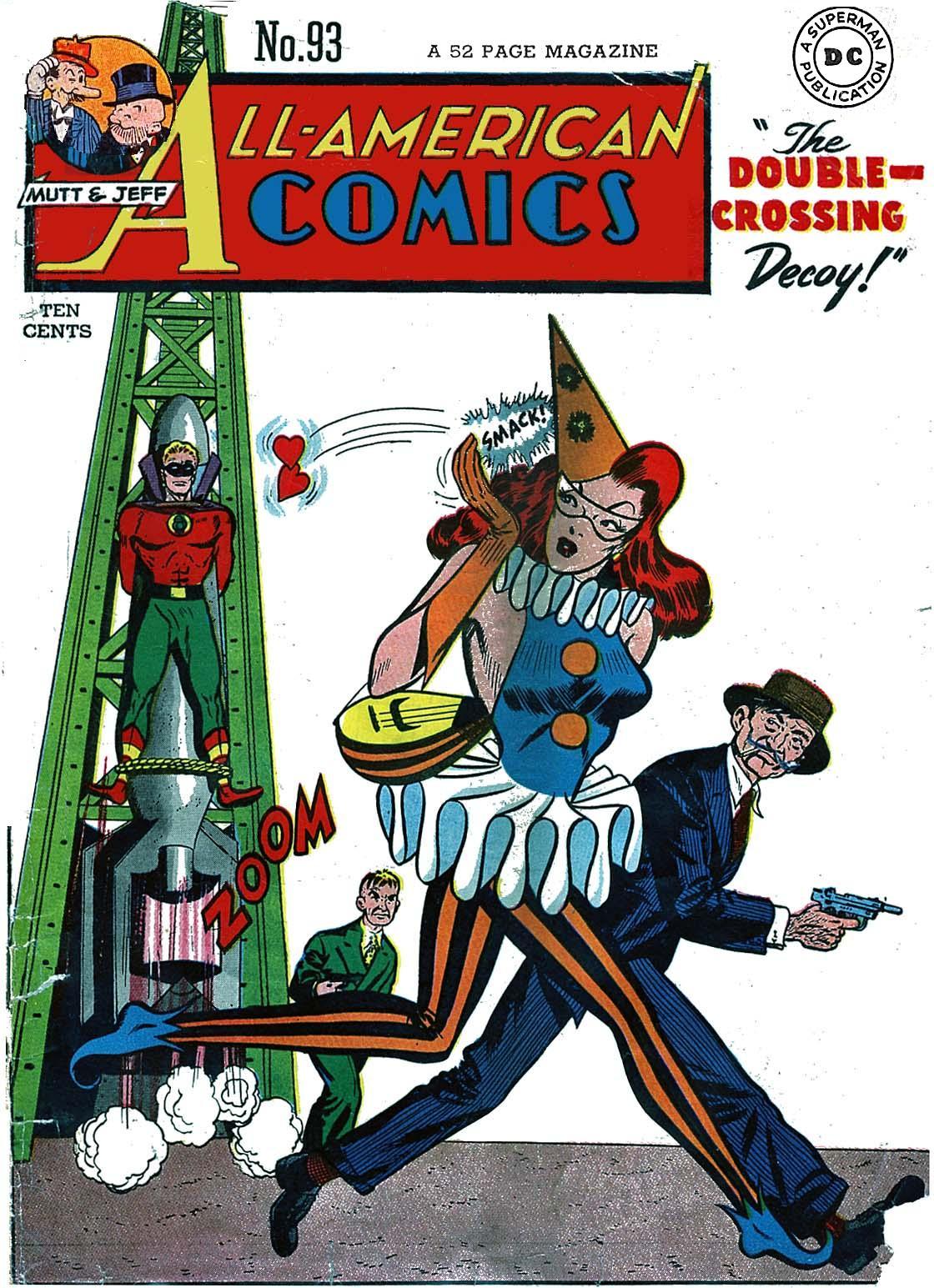 All-American Comics (1939) 93 Page 1