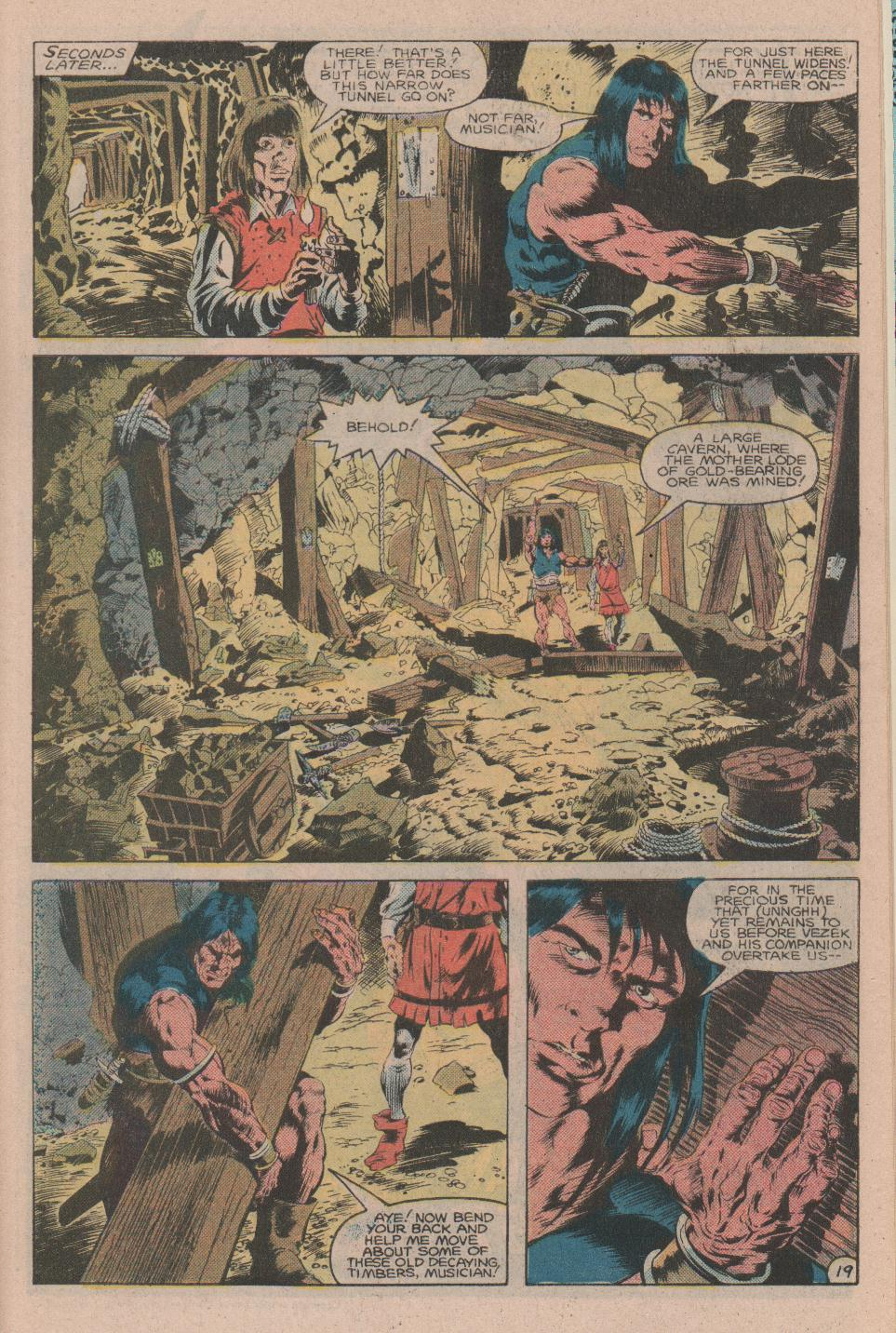 Conan the Barbarian (1970) Issue #160 #172 - English 20