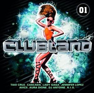 Download CD VA - Clubland 01 2012