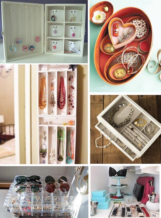 Es tiempo de ordenar c mo organizas tus accesorios bebloggera - Accesorios para casa ...