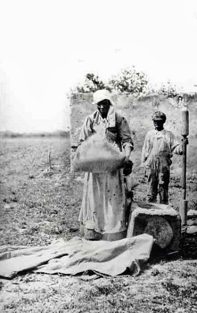 a history of the hard life of african americans in the south Times were tough for african americans in the south many were sharecroppers living a hard scrabble life in shacks and working endless hours in the fields.