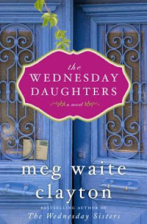 The Wednesday Daughters, Meg Waite Clayton cover