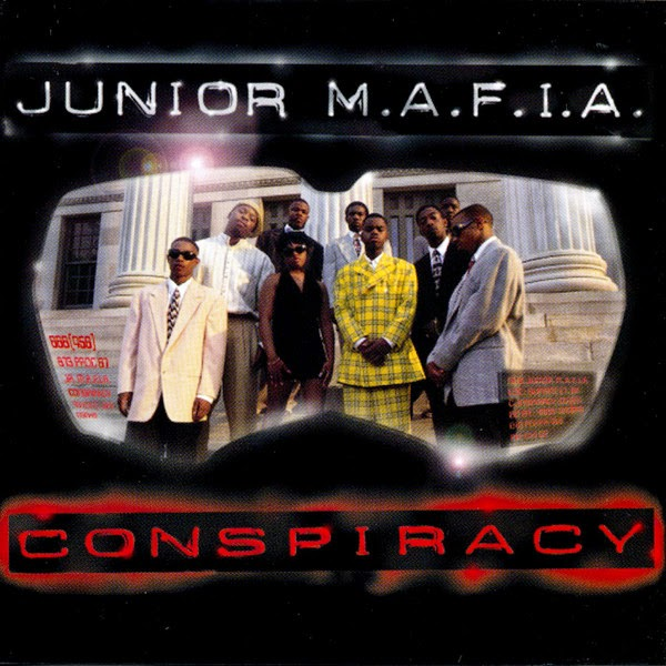 Junior M.A.F.I.A - Conspiracy (PA) Cover