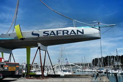Safran rentre en chantier à La Trinité.