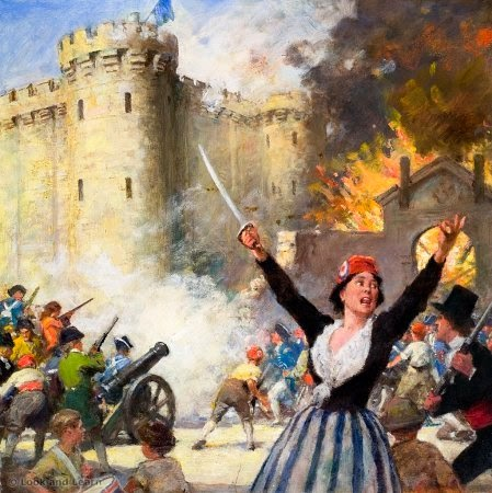 the historical importance of the storming of the bastille in france Bastille day is the common name given in english-speaking countries/lands to the french national day in france, it is formally significance: commemorates the storming of the bastille on 14 july 1789.