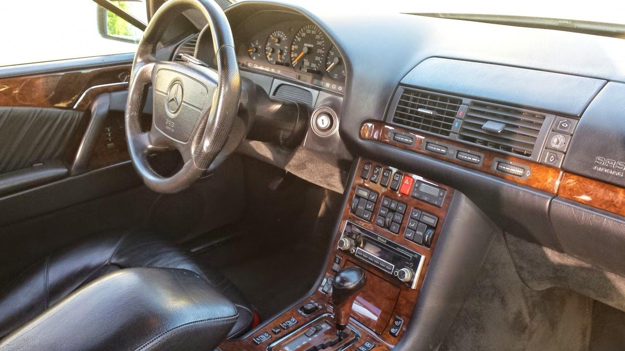 c140 interior