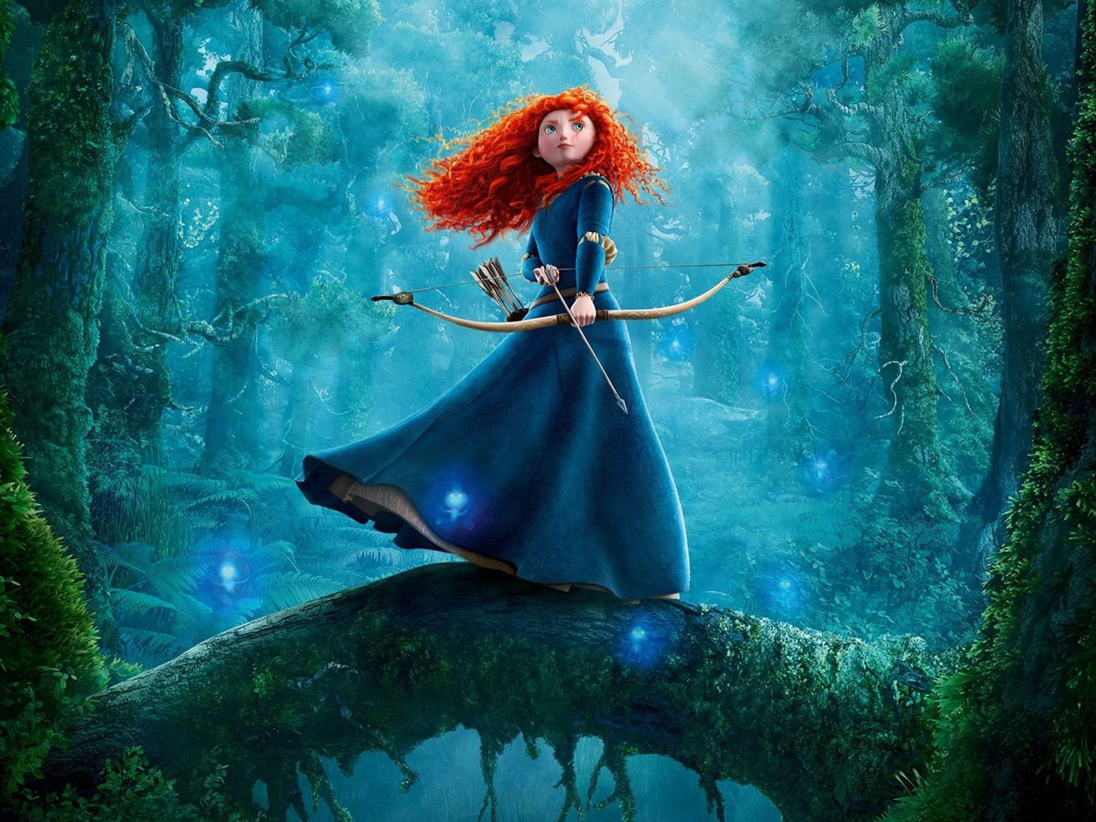 brave merida, disney princess