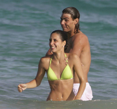 Rafael nadal girlfriend photos pictures top sports players pictures