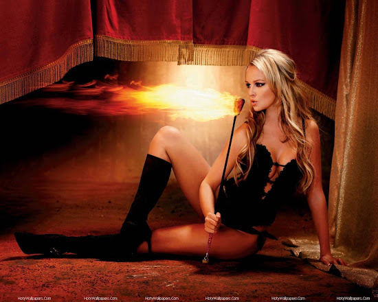 Actress Jennifer Ellison Wallpaper