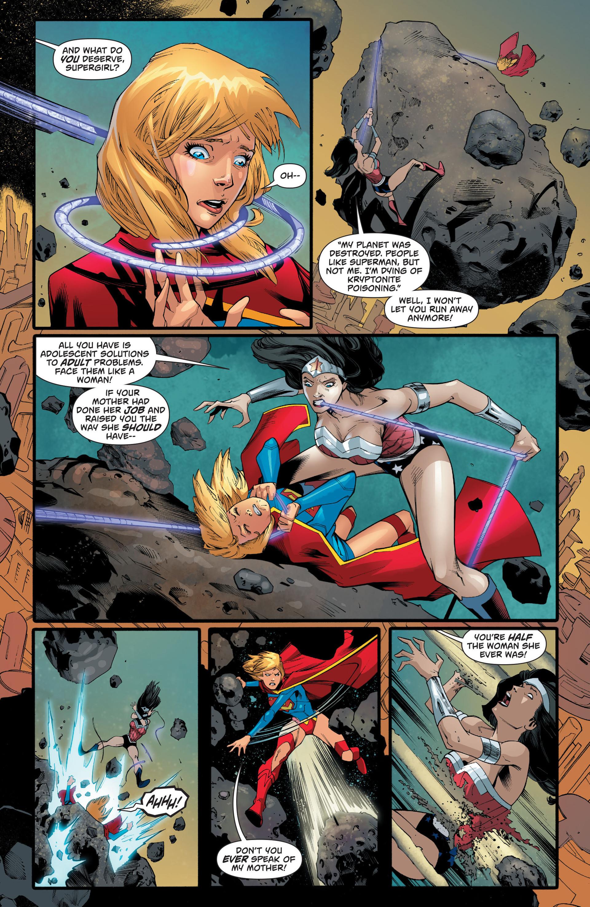 Supergirl (2011) Issue #23 #25 - English 4