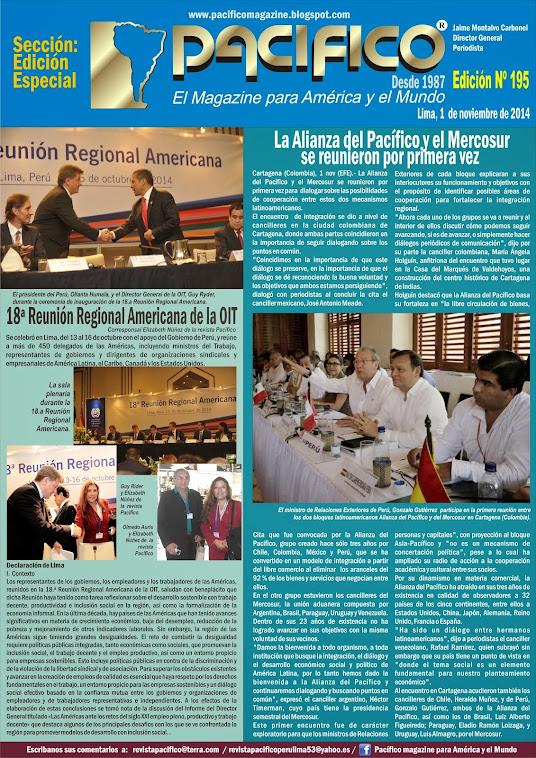 Revista Pacífico Nº 195 Edición Especial