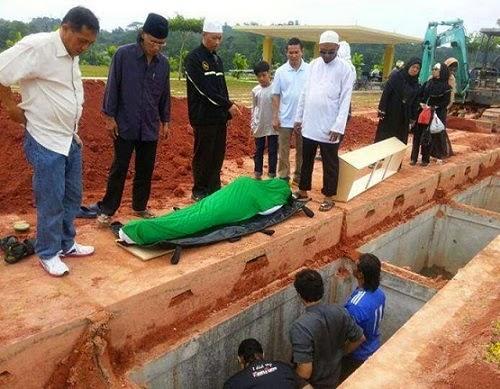 Aallahuakbar 10 Jenis mayat yang tidak akan busuk di dalam kubur
