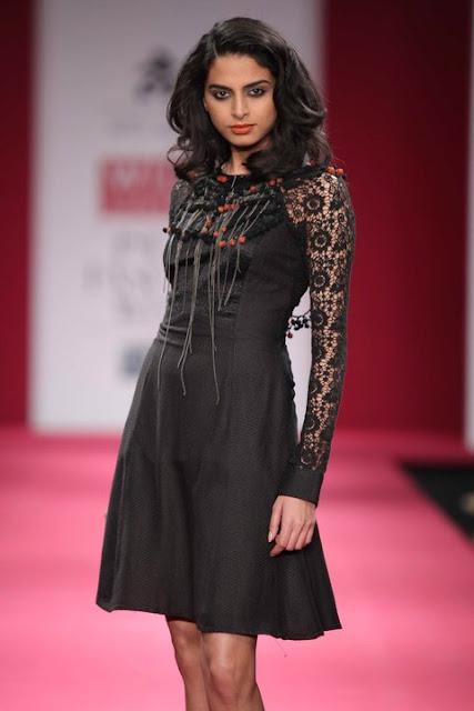 Wills Lifestyle India Fashion Week A W 2011 Asian