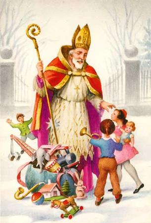 San Nicola di Bari (di Myra) dans immagini sacre a3